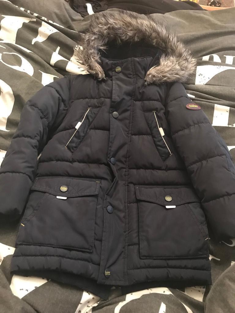 Ted baker winter coat