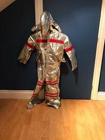Spaceman outfit