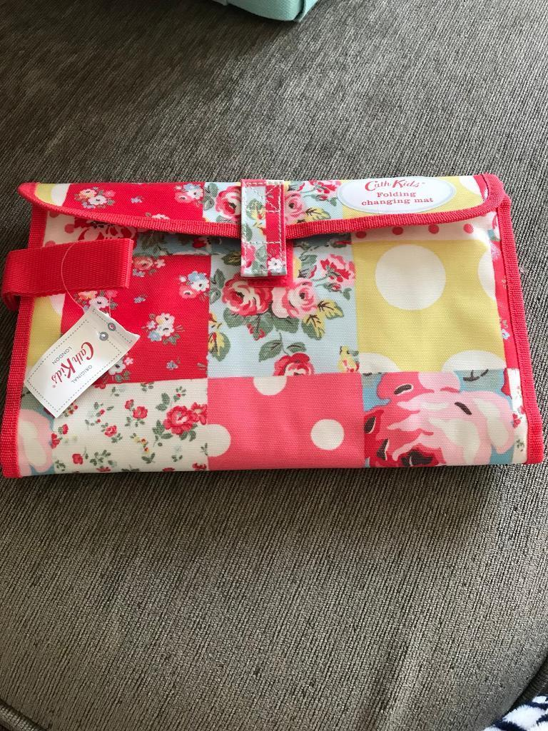 Cath Kidston Changing Mat Never Used