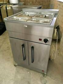 Lincat Bain Marie Hot Cupboard commercial catering