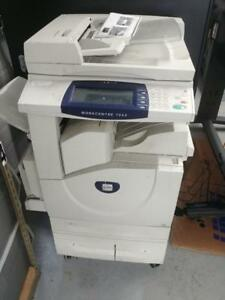 Xerox WorkCentre 7232 Color MFP Printer Copier Email Network Scanning Fax 7242 *FOR PARTS*