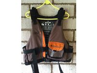 Buoyancy aid made by Delta. Ideal for kayak and canoe expeditions.