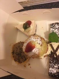 Cakes,tarts and cheesecakes
