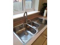 Kitchen Sink & mixer tap