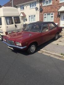 Vauxhall Victor 1.8 FE ES Classic Car