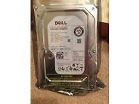 3 x DELL 01KWKJ 500GB, 7200RPM, SATA Hard Drive Enterprise Class