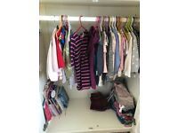 Childrens wardrobe