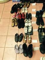Second hand Children shoes sizes from 1 yr old - 7 yr old