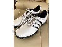 Men's Adidas White Golf Shoes Size 11 BRAND NEW