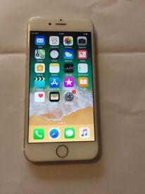 *Factory Unlocked - Very Good* Apple iPhone 6S Gold 16GB 4G/LTE latest iOS 11.4