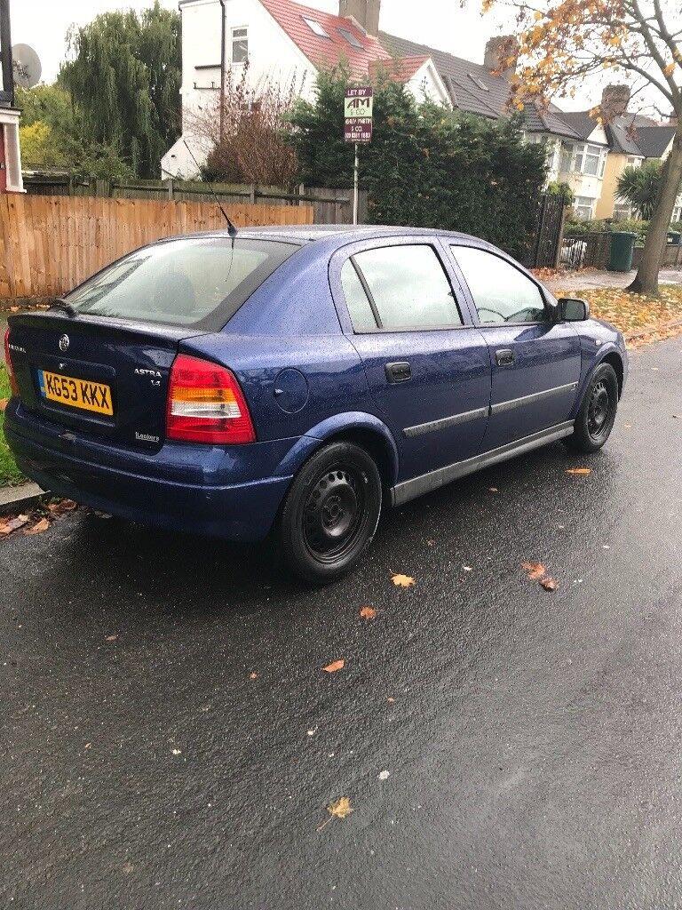 Vauxhall Astra 1.4 SXI 16V