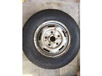 Hankook tyre brand new