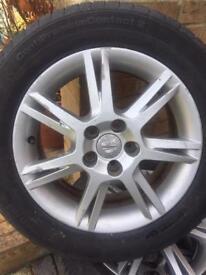 Seat tyres