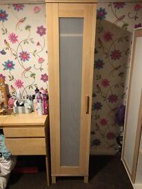 Ikea aneboda single wardrobe cupboard