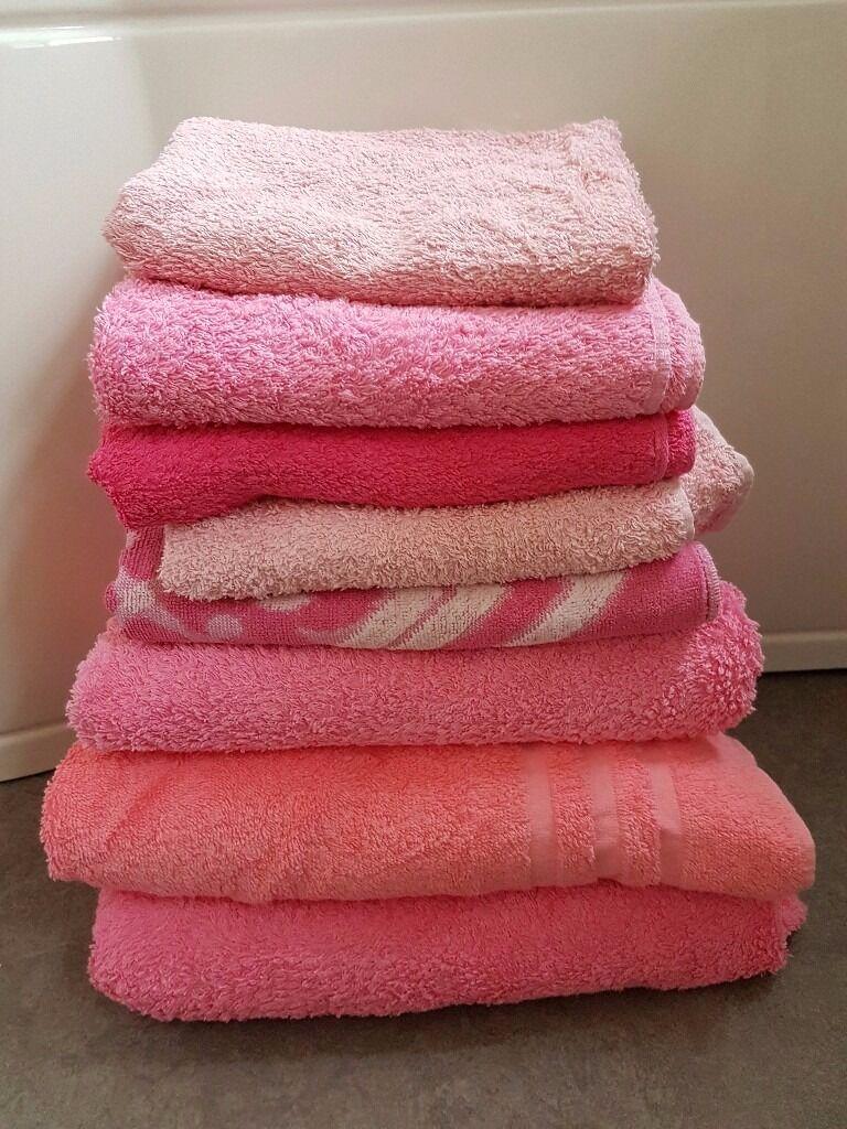 Hand & Bath Towels
