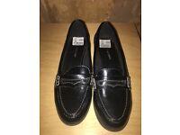 Black ladies shoes size 3