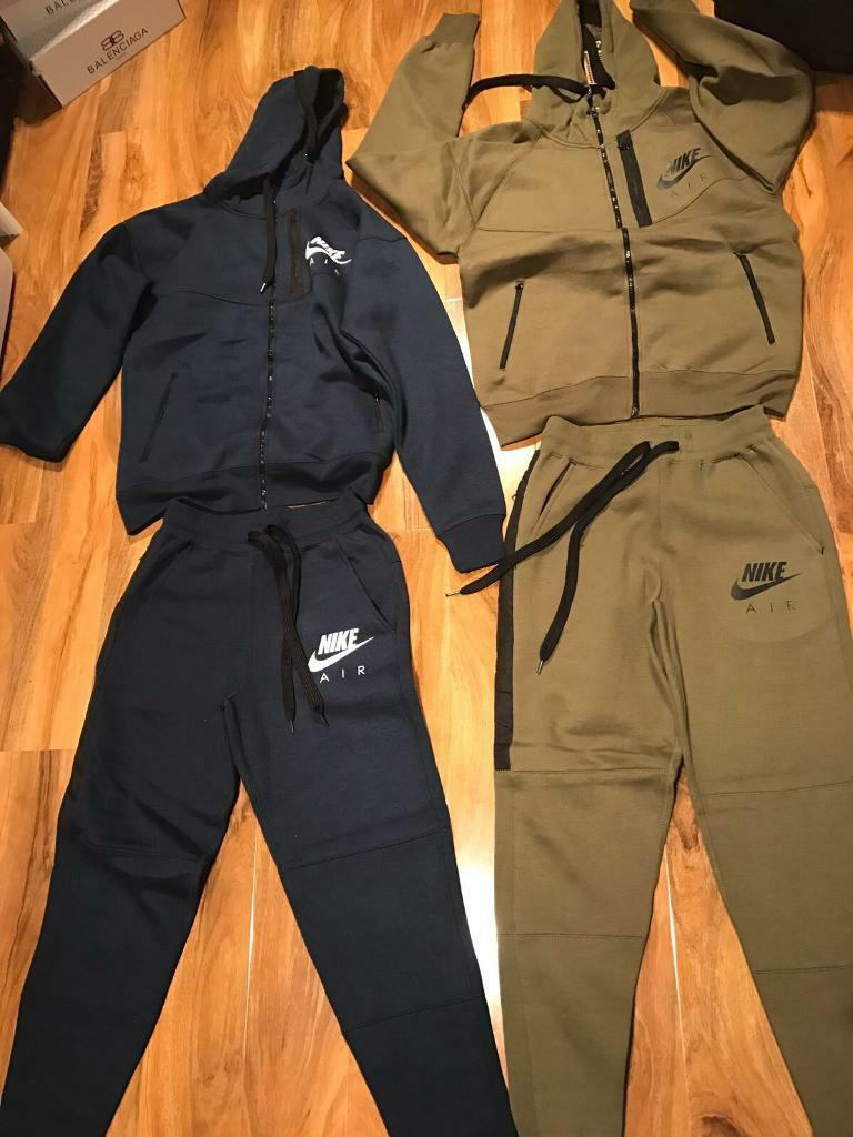 Nike Air Tracksuits Mens Amp Womens In Clapham London