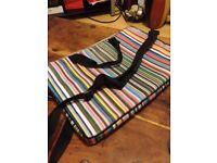 Stripy Laptop Case - originally paperchase