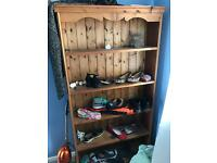 Wooden Bookcase - Great Condition