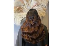 Hair Extension Specialist - Central Scotland: Glasgow, Edinburgh, Falkirk