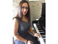 Piano Teacher / Music Teacher in Wakefield and Leeds