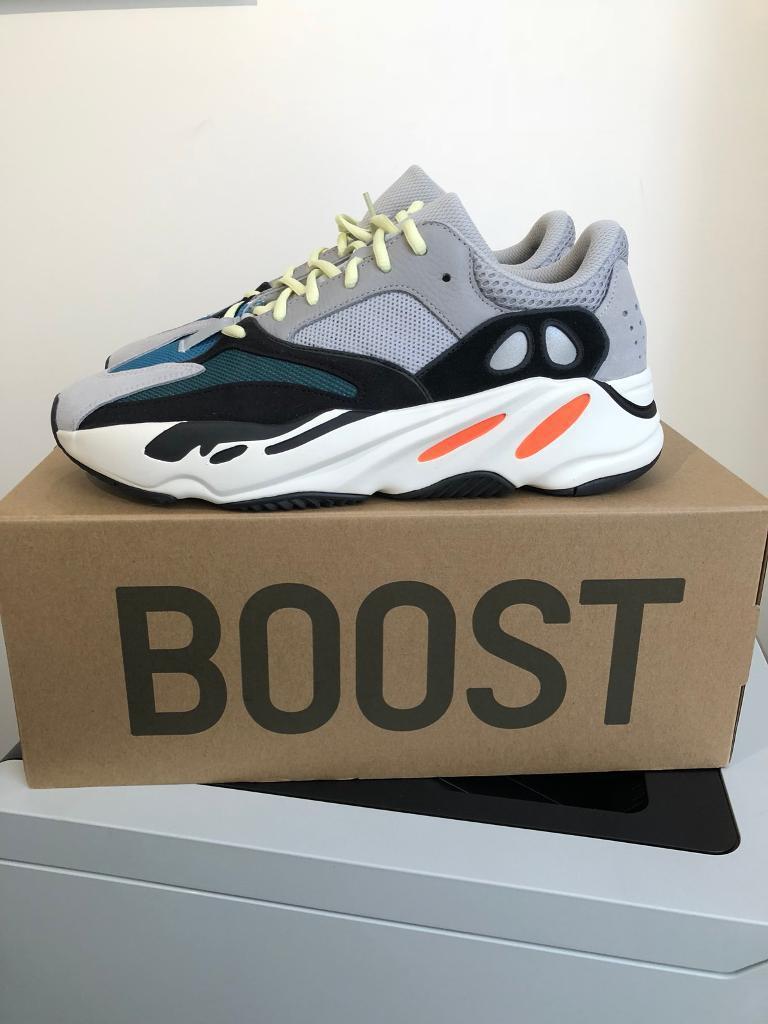 874008a38 Adidas Originals Kanye West Yeezy 700 - uk 10
