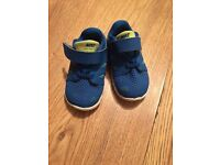 Baby's Nike trainers size 5.5