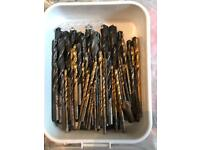 High Quality assorted drill bits for wood & metal