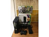 Xbox 360 + Kinect + 14 games