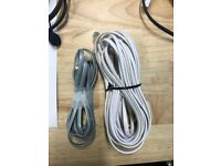 VGA cable/Internet Cable/Type C/Lan Cable