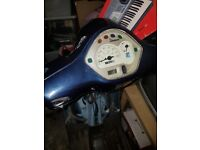 Vespa piaggio 125cc spares or repair