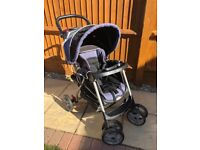 Graco Metrolite Stroller, use with Graco car seat as travel system
