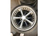 BMW alloys plus tyres AC Schnitzer