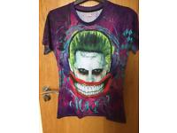 Men's joker tshirt