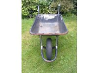 GOOD SIZED WHEELBARROW FOR SALE , COULD DELIVER.