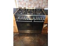 Kenwood range cooker ck405