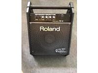 Roland PM-10 amplifier