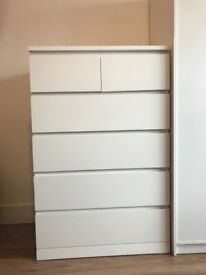 Chest of 6 drawer