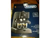 Delonghi coffe mashine
