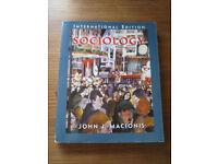 Sociology (Paperback) by John J. Macionis