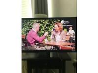 "Nearly new 24"" Technica LED tv"