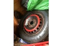 Spare tyre FREE