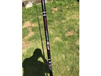 Leeda icon fs sport 15ft continental rod and tf gear force 8 multiplier
