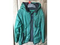 Gap boys coat 4yo (fleece lined )