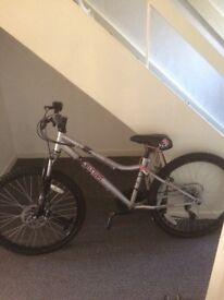 Girls Apollo Krypt bike