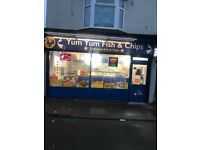 FISH & CHIP SHOP FOR SALE ON WATERLOO ROAD, MIDDLESBROUGH, TS1 3JB