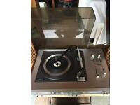 Phillips vintage record player