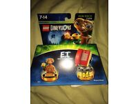 Lego Dimensions ET Fun Pack - New & Sealed