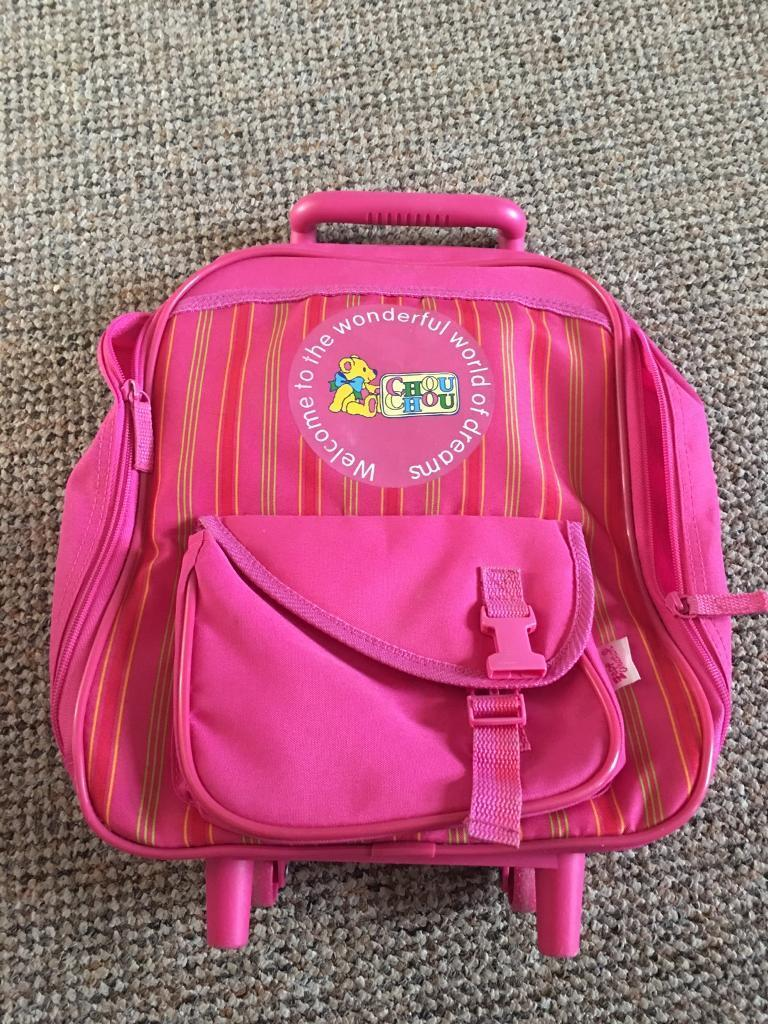 Girls small pink suitcase | in Stoke-on-Trent, Staffordshire | Gumtree