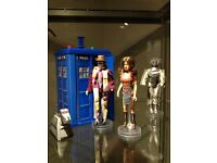 Wanted by Collector - Doctor Who Toys, Figures and Memorabilia - Cash Paid